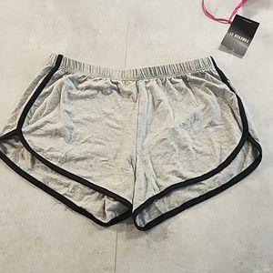 Black Grey Forever 21 shorts